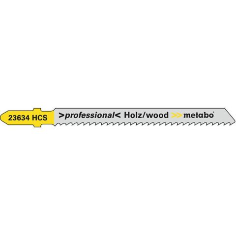 1110118 Metabo 623634000 Sticksågsblad för trä