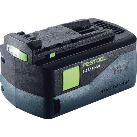 1120026 Festool BP 18V Li AS Batteri 5,2Ah