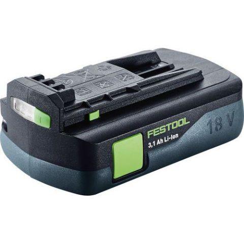1120152 Festool BP 18V Li C Batteri 3,1Ah