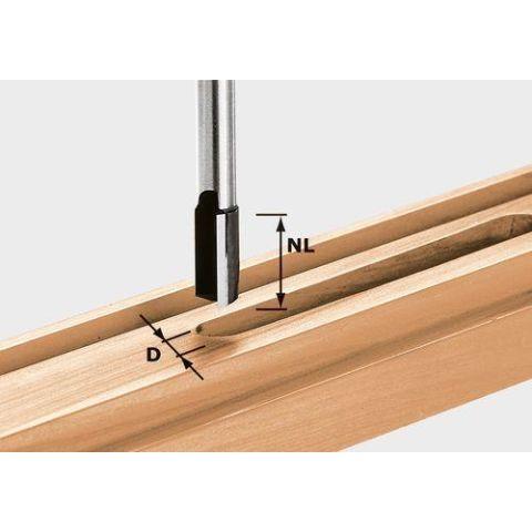 1120703 Festool HW S12 D20/45 Notfräs 12mm spindel