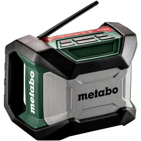 1110333 Metabo R 12-18 BT Radio utan batteri, med nätkabel