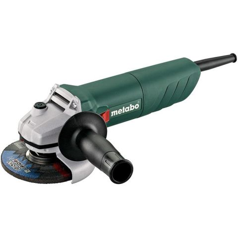 1110541 Metabo W 750-115 Vinkelslip med förvaringslåda