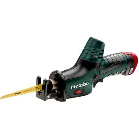 1110589 Metabo POWERMAXX ASE Tigersåg med väska, 4,0Ah batterier och laddare