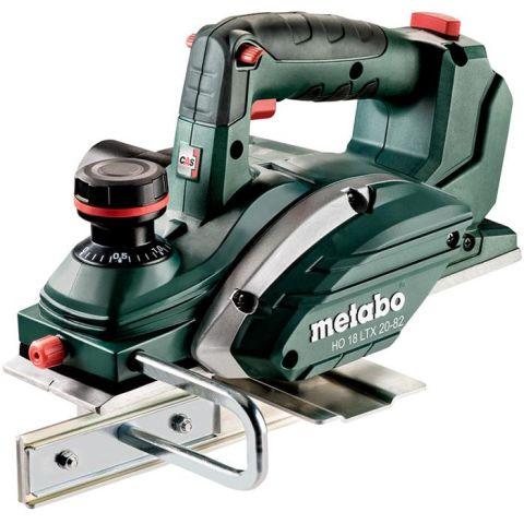 1110625 Metabo HO 18 LTX 20-82 Hyvel med väska, utan batterier och laddare