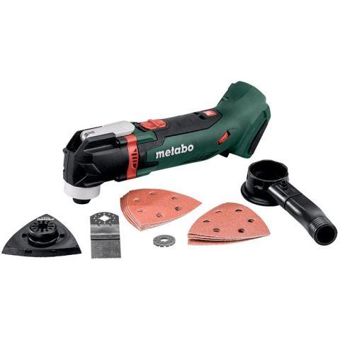 1110646 Metabo MT 18 LTX Multiverktyg med väska, utan batterier och laddare
