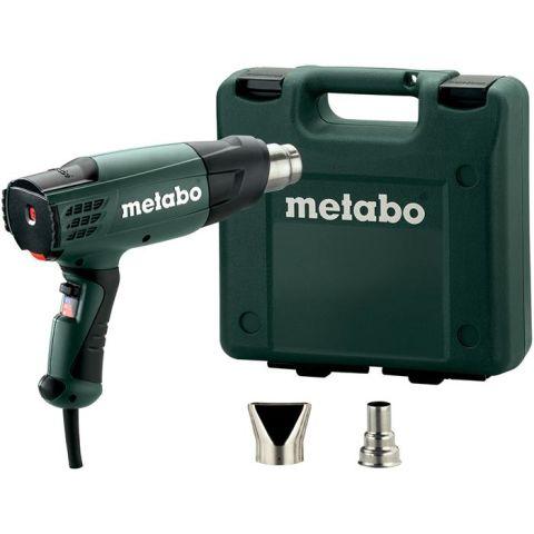 1110667 Metabo HE 20-600 Varmluftpistol med förvaringslåda