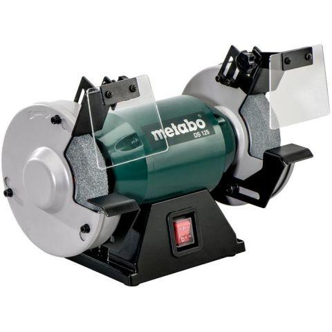 1110700 Metabo DS 125 Bänkslipmaskin kompatibel med 125 mm slipskivor