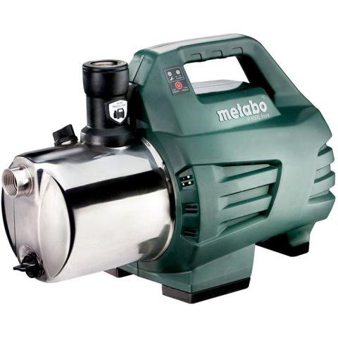 1110786 Metabo P 6000 INOX Trädgårdspump för trädgårdsbevattning