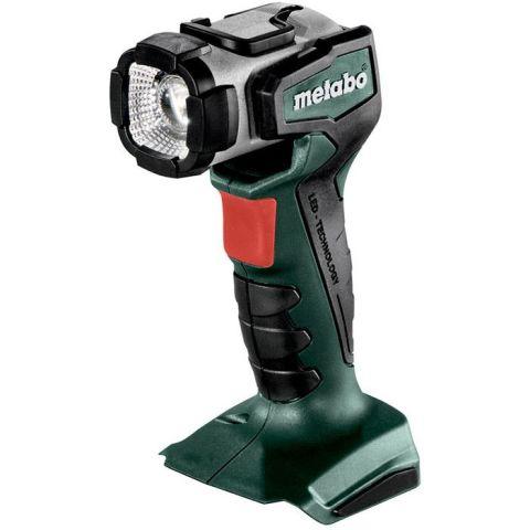 1110824 Metabo ULA 14.4-18 LED Handlampa utan batteri och laddare