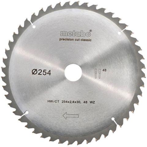 1110969 Metabo HW/CT Cirkelsågklinga 305 x 30, 56 WZ 5° NEG