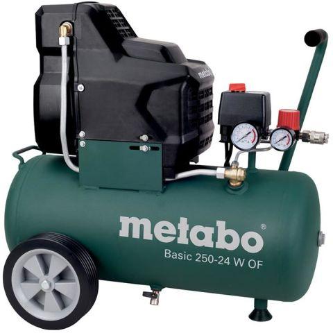 1110964 Metabo BASIC 250-24 W OF SET Kompressor
