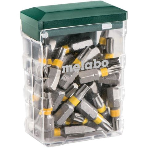 1110979 Metabo 626712000 Bitsbox TX 20, 25 delar