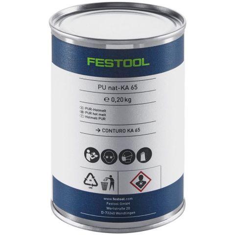 1120005 Festool PU nat 4x-KA 65 PU-lim natur