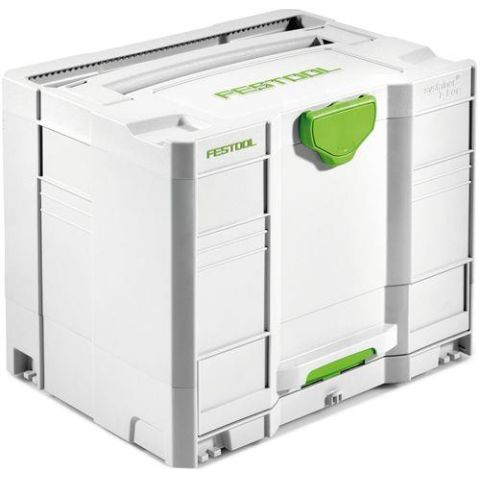 1120016 Festool T-LOC SYS-Combi 3 Systainer