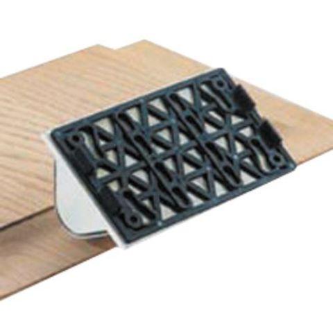 1120733 Festool SSH-STF-LS130-R10KX Hålkälsprofilplatta