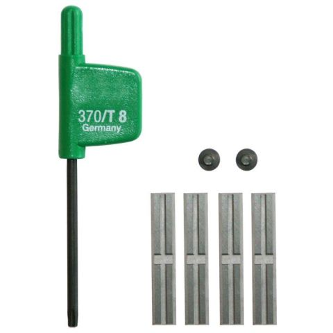 1120740 Festool HW-WP Utbytesskär 20x4,1x1,1mm, 4-pack
