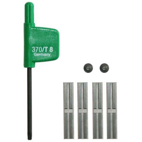 1120741 Festool HW-WP Utbytesskär 25x5,5x1,1mm, 4-pack