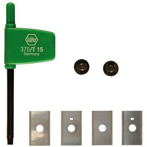 1120745 Festool HW-WP Vändskär 12x12x1,5mm, 4-pack