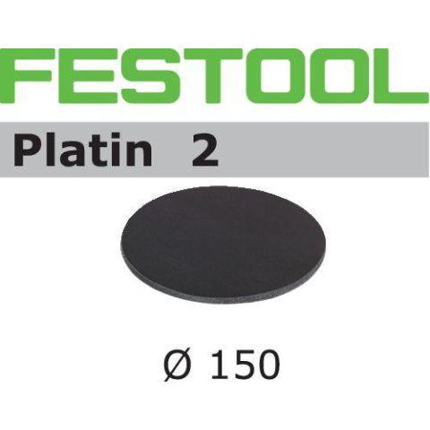1120856 Festool STF PL2 Slippapper 150mm, 15-pack S1000