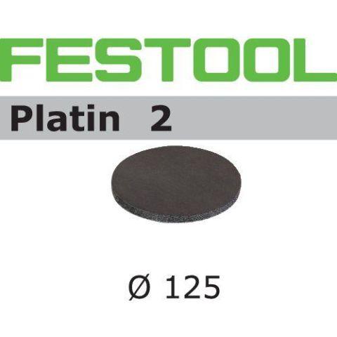1120863 Festool STF PL2 Slippapper 125mm, 15-pack S2000