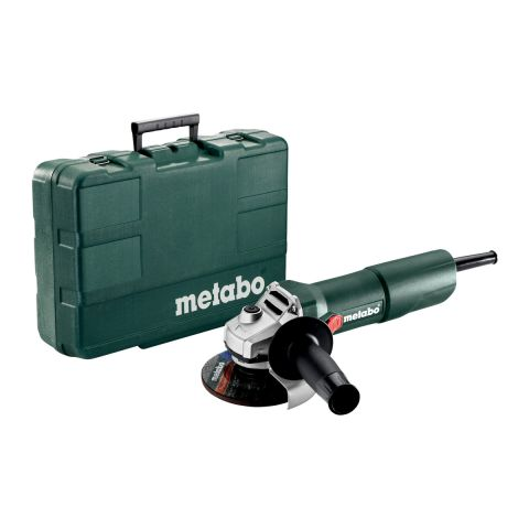 1111198 Metabo W 750-115  Vinkelslip med väska