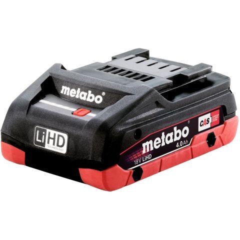 1111213 Metabo 18V LiHD Batteri 4,0Ah