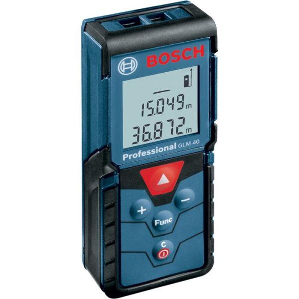 Etäisyysmittari Bosch GLM 40