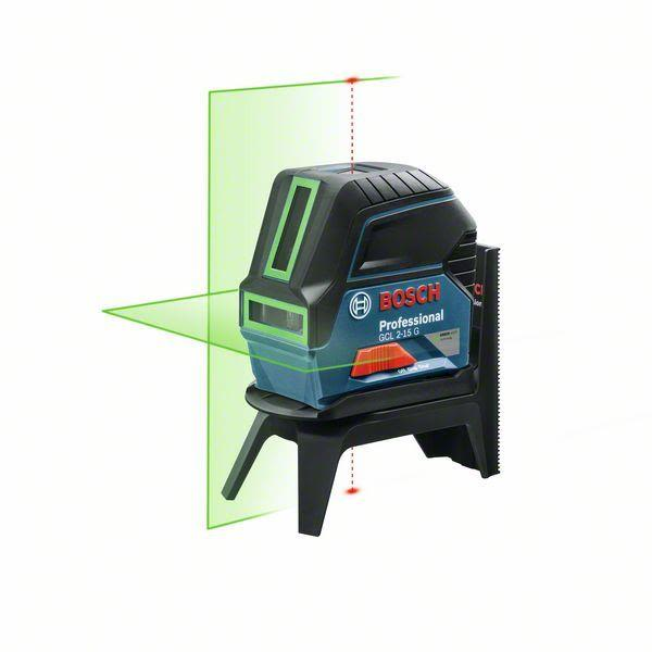 Ristilaser Bosch GCL 2-15 G