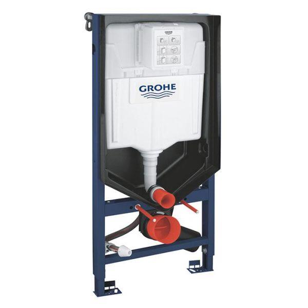 WC-fixtur Grohe Rapid SL 113 cm, med läckagebox