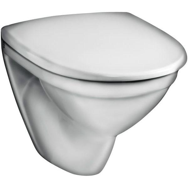 Gustavsberg Nautic 5530 Toalettstol med sits