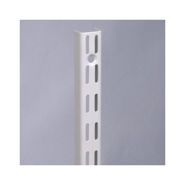 Veggskinne Elfa 401980 316 mm Platina