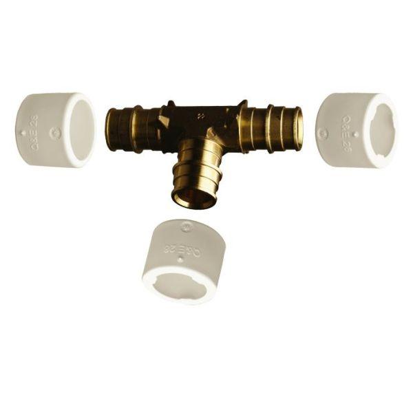 T-rör Uponor 1870256 till koppling 15 x 15 x 15 mm