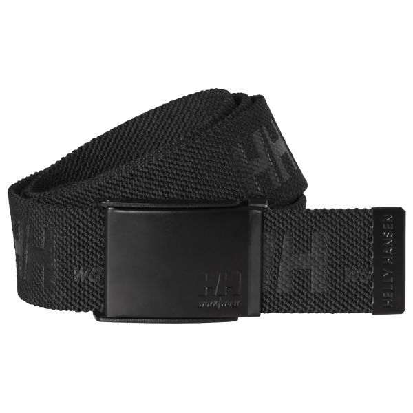 H/H Workwear 79528-990 Bälte Svart