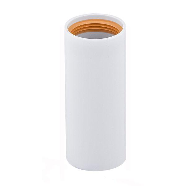 Skarvmuff Faluplast 2316102 2-muff, med gummitätning 40 mm