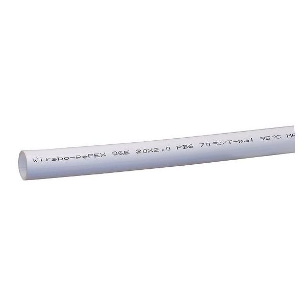 Rör Uponor Combi Pipe Plus 2418238 17 x 2 mm 240 m