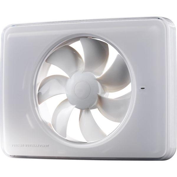 Kylpyhuoneen tuuletin Fresh Intellivent P  valkoinen