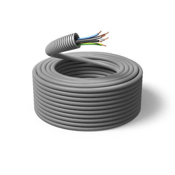 a förläggning kabel