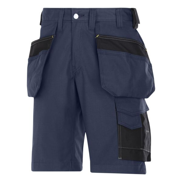 Snickers 3023 Shorts marinblå C58