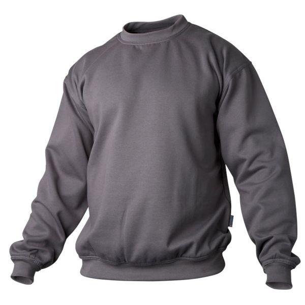 Sweatshirt Top Swede 4229 grå Strl M