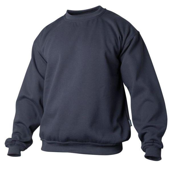 Sweatshirt Top Swede 4229 marinblå Strl 3XL