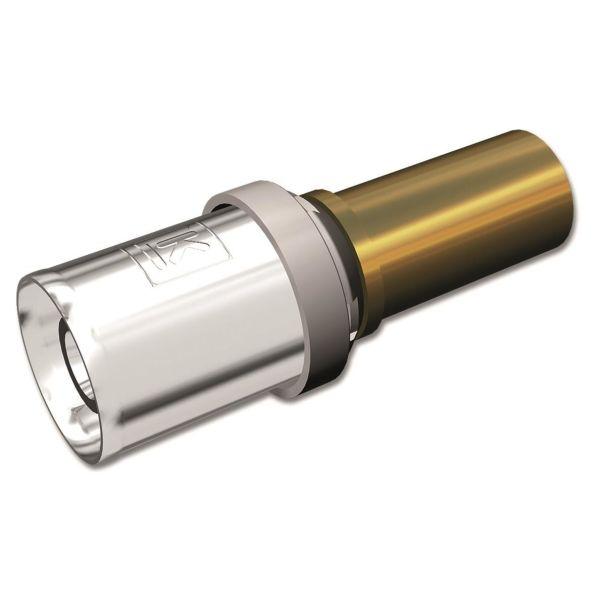 Övergång LK Systems 1876604 rak 25 x 28 mm