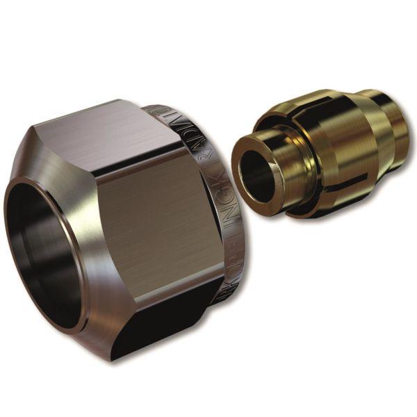 LK Systems 1870646 Radiatorkoppling 16 mm rak