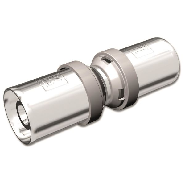 Koppling LK Systems PressPex 1872008 40 x 40 mm, rak