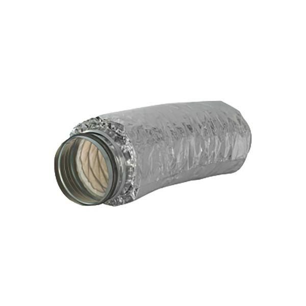Ljuddämpare Flexoduct 1120039975 böjbar, 1 m 160 mm