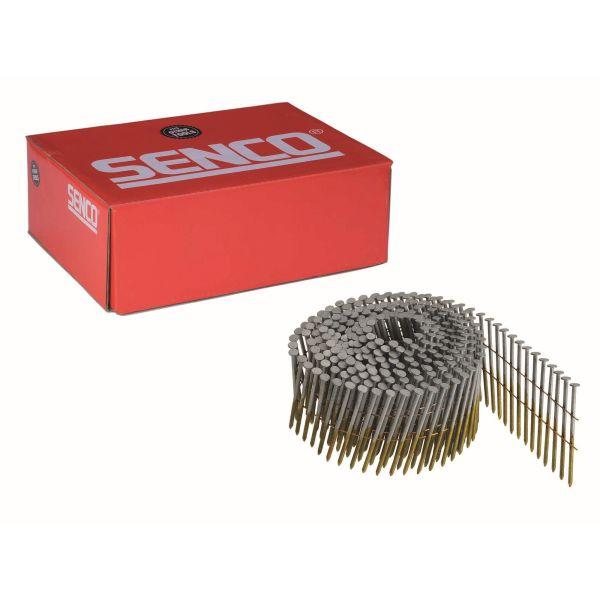Spik Aerfast AN50032 rullbandad, trådb. 16°, blank 2,1 x 38 mm, ring, 12600-pack