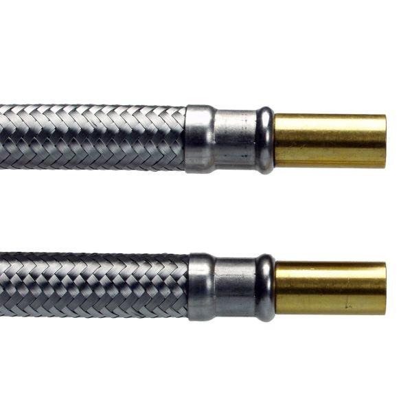 Anslutningsslang Neoperl 8192788 slätände, G25 400 mm