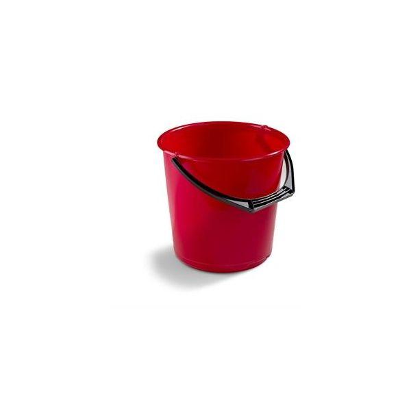Plasthink Nordiska Plast Nordic röd, 10 l