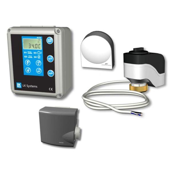 LK Systems V3 Värmereglering 230 V AC