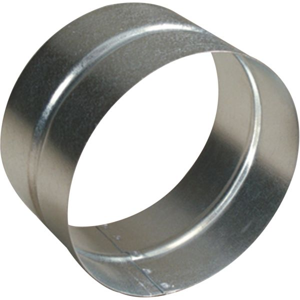 Muff Flexit 02281 galvaniserat stål 100 mm