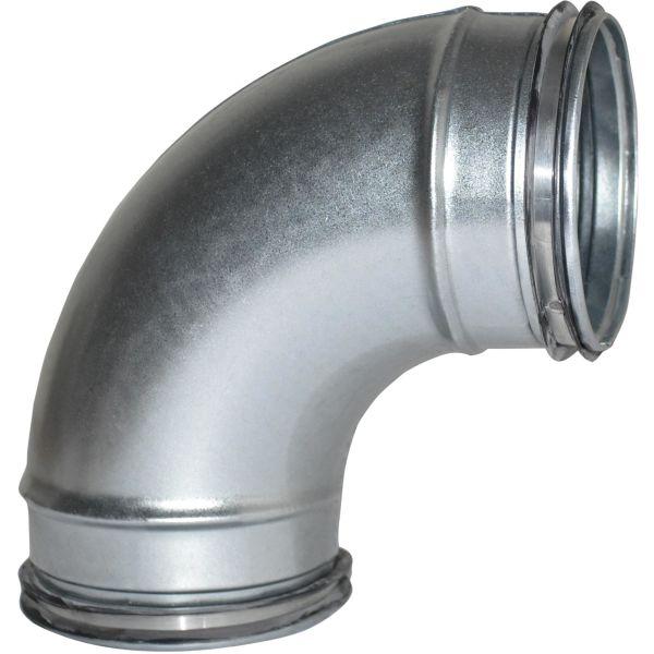 Böj Flexit 02285 90°, med packning 100 mm